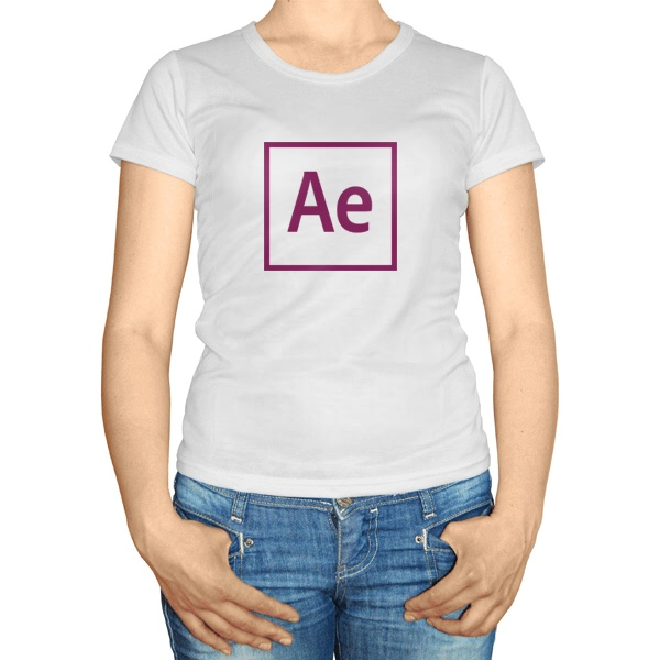 Женская футболка Ae