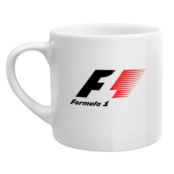 Кофейная чашка Formula 1