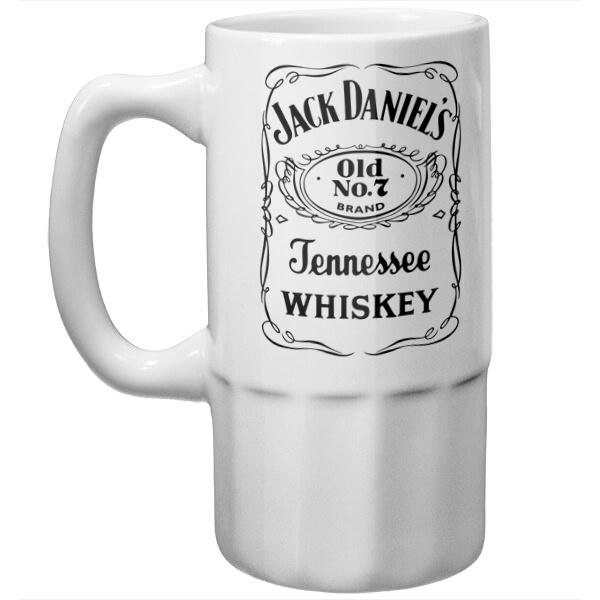 Пивная кружка Джек Дэниэлс