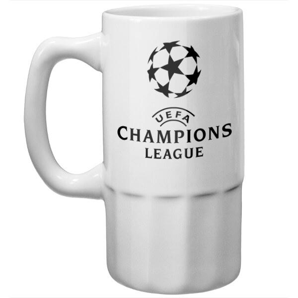 Пивная кружка УЕФА Лига чемпионов