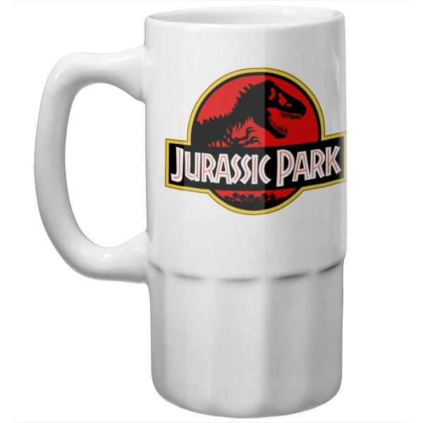 Пивная кружка Jurassic Park
