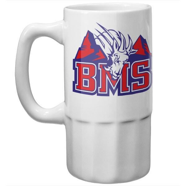 Пивная кружка BMS