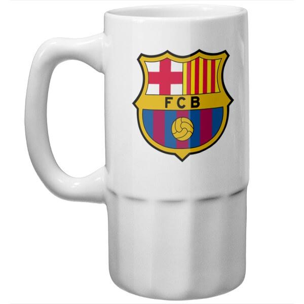 Пивная кружка ФК Барселона