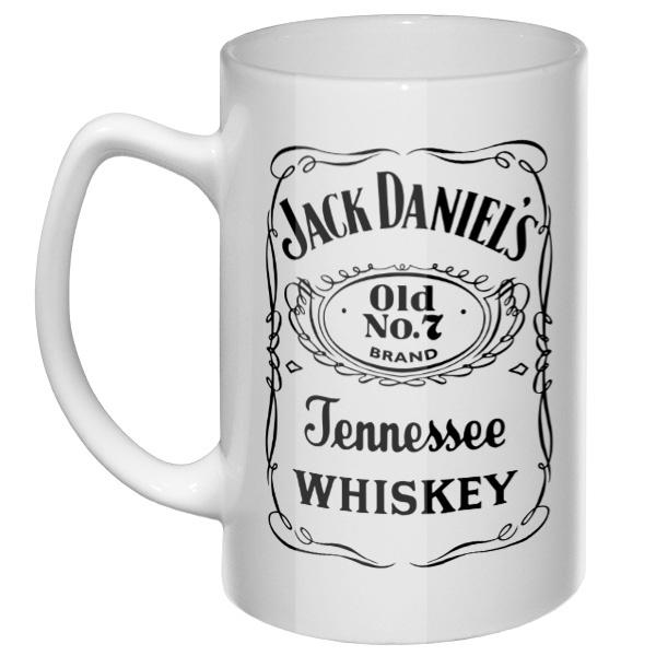 Большая кружка Jack Daniels