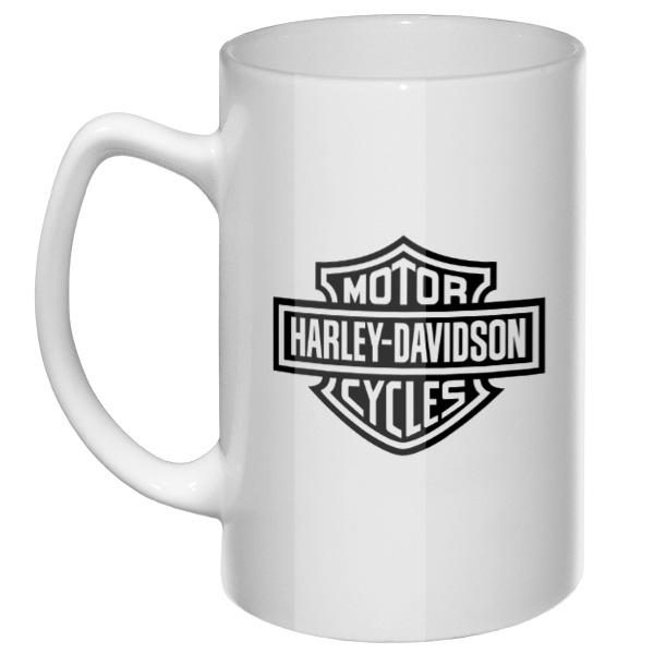 Большая кружка Харли-Дэвидсон