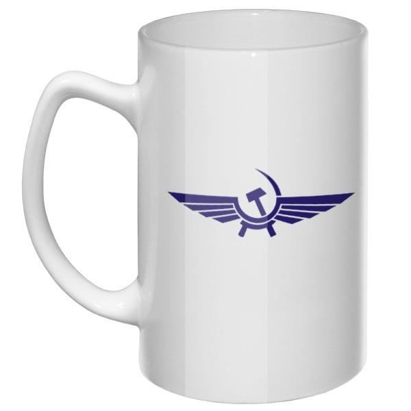 Большая кружка Аэрофлот СССР