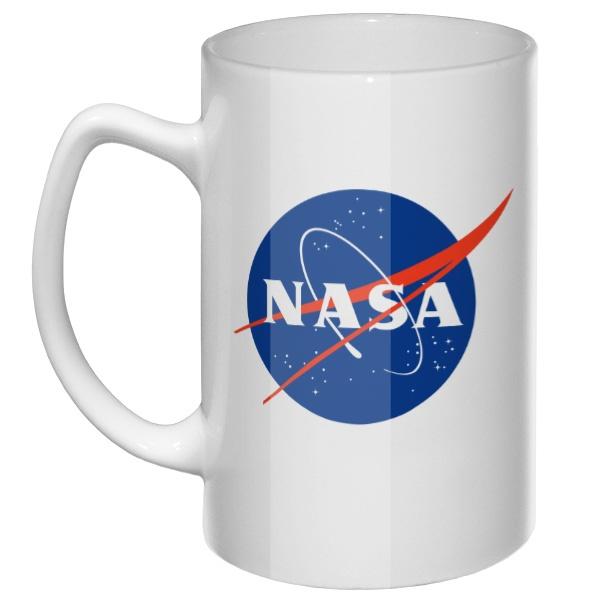 Большая кружка NASA