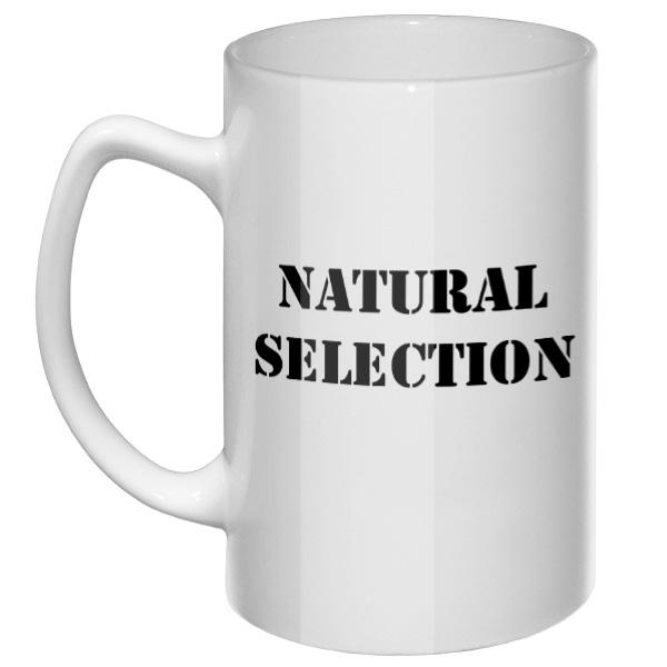 Большая кружка Natural Selection