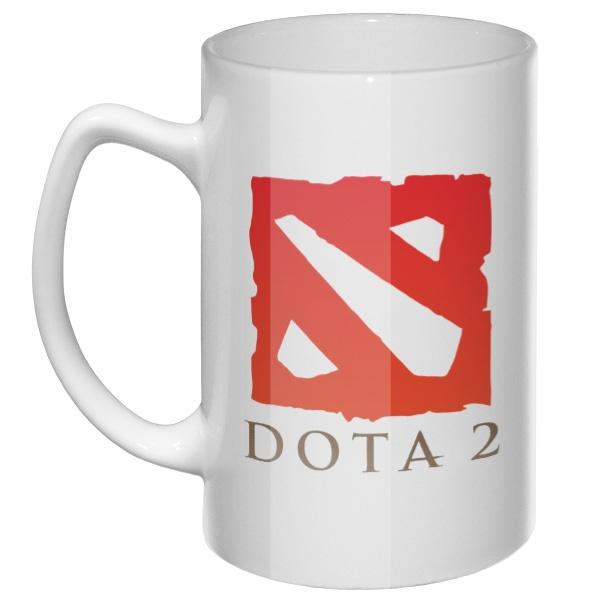 Большая кружка Dota 2