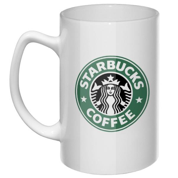 Большая кружка Starbucks Coffee