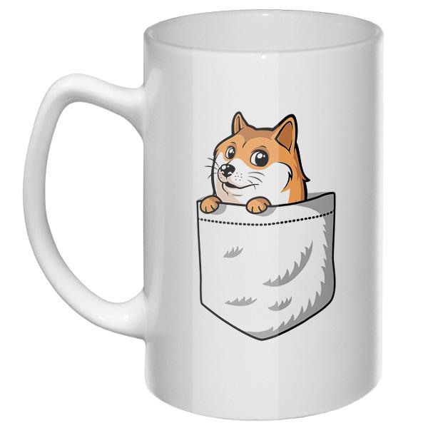 Большая кружка Doge