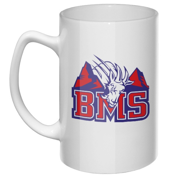 Большая кружка BMS