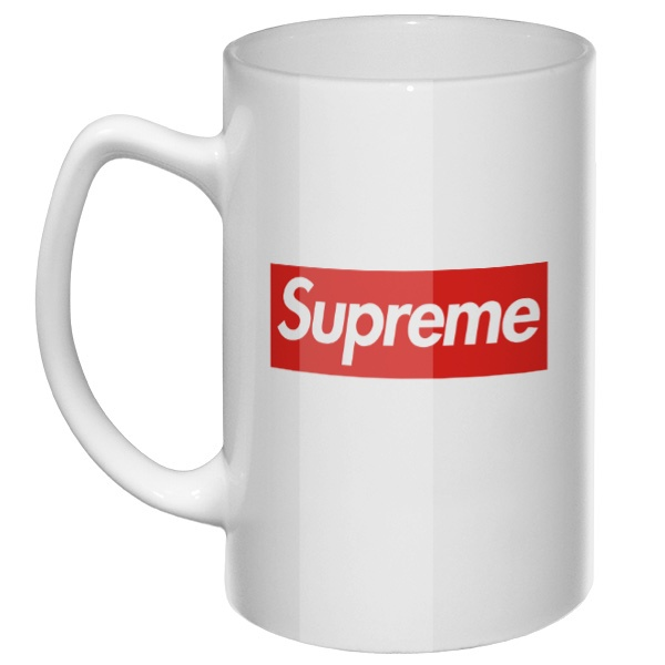 Большая кружка Supreme