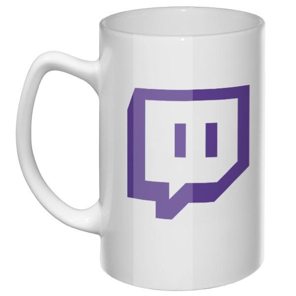 Большая кружка Twitch