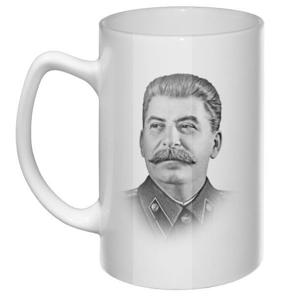 Большая кружка Сталин