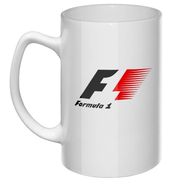 Большая кружка F1