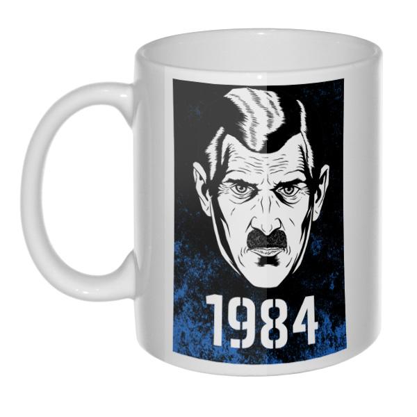 Кружка 1984 (Большой брат)