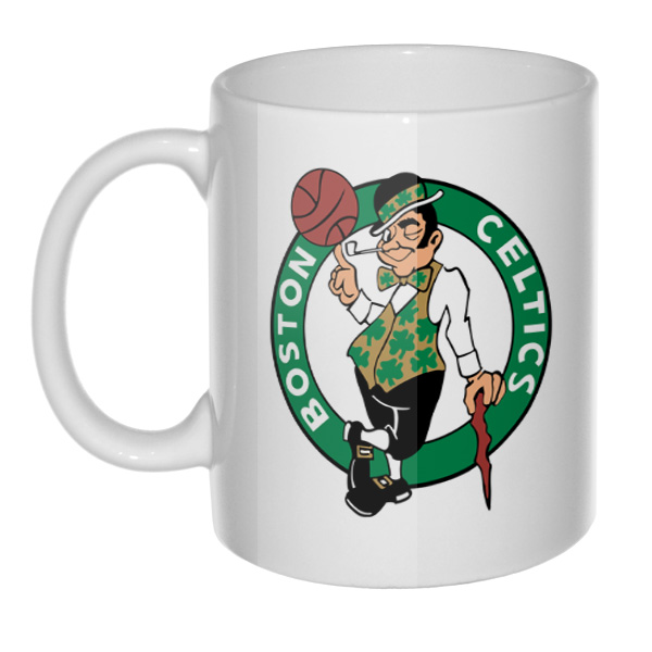 Кружка Boston Celtics