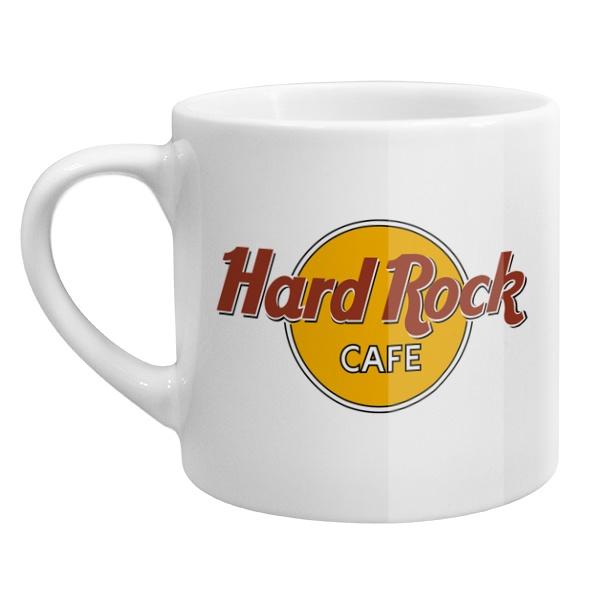 Кофейная чашка Hard rock cafe