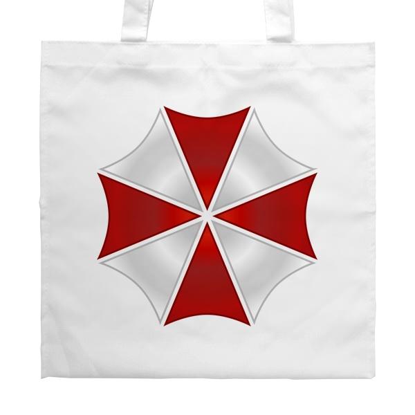 Белая сумка Umbrella