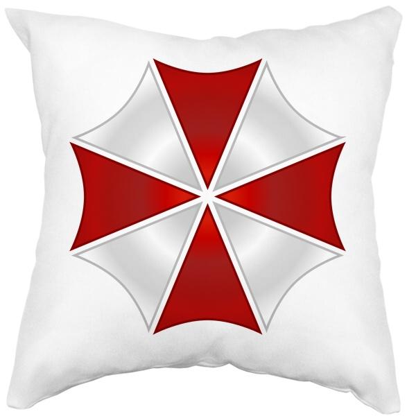 Подушка белая Umbrella