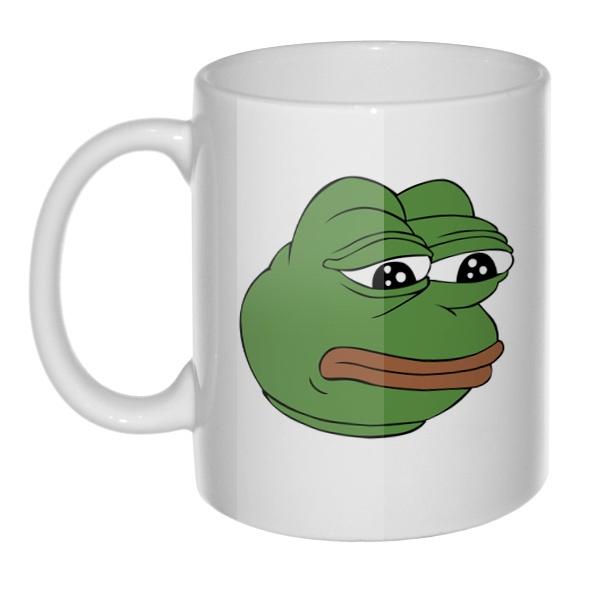 Кружка Pepe the frog