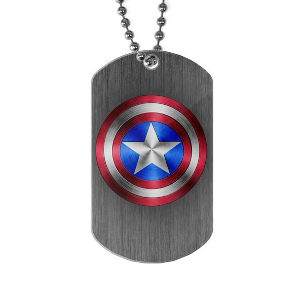 Жетон Капитан Америка