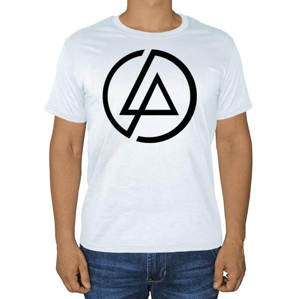 Белая футболка Linkin Park