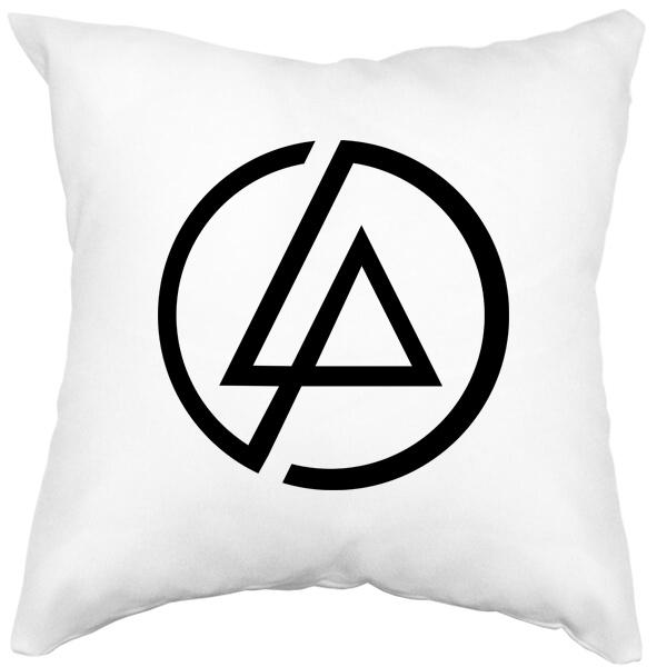 Подушка Linkin Park, цвет белый