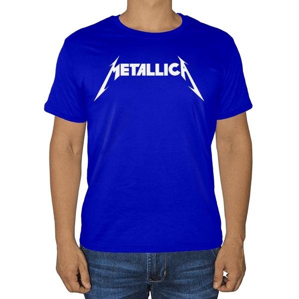 Футболка Metallica