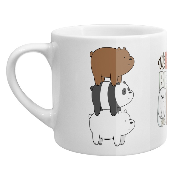 Кофейная чашка Вся правда о медведях