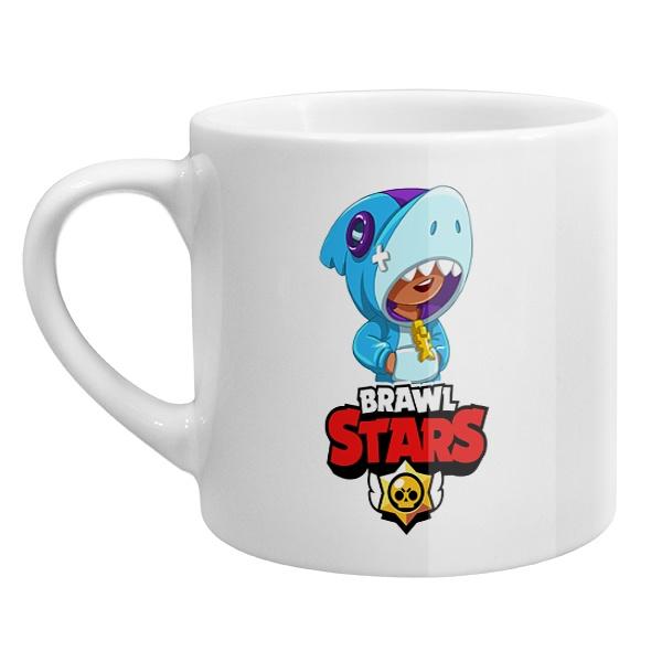 Кофейная чашка Brawl Stars