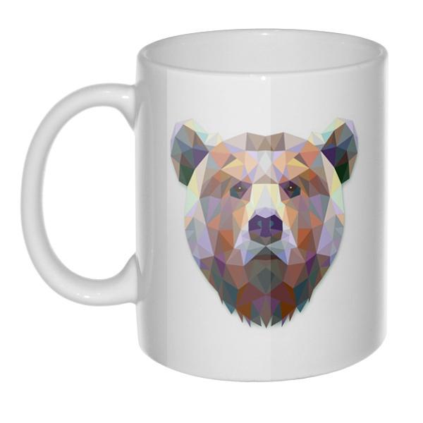 Кружка Русский медведь