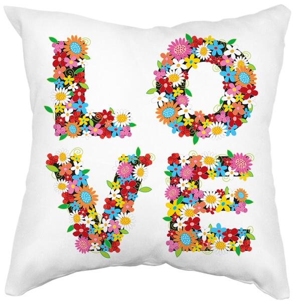 Подушка LOVE (Любовь)