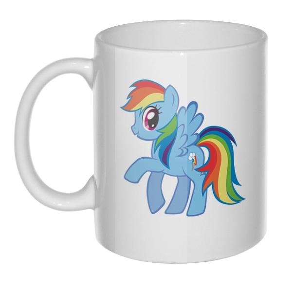 Кружка Радуга Дэш (Rainbow Dash)
