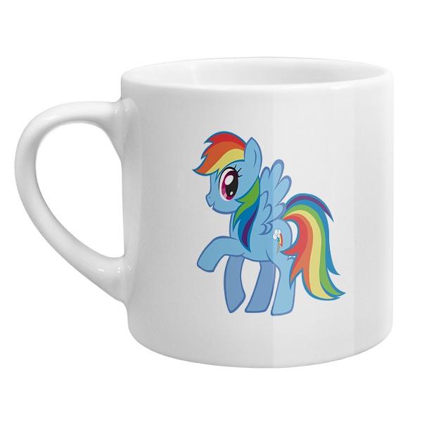 Кофейная чашка Радуга Дэш (Rainbow Dash)