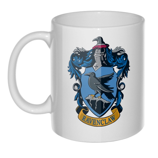 Кружка Факультет Ravenclaw