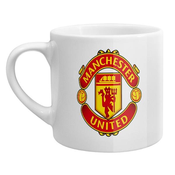 Логотип чашка Манчестер Юнайтед