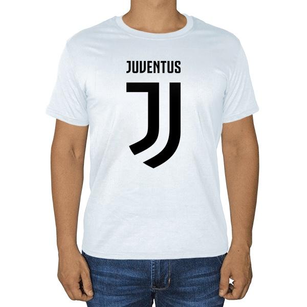 Белая футболка Juventus