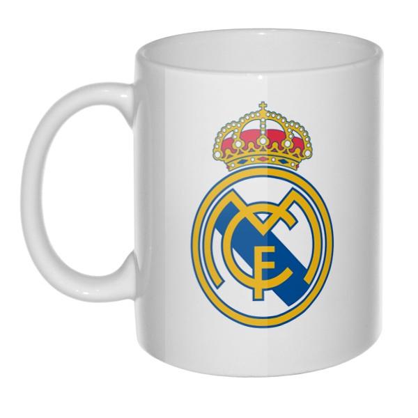 Кружка ФК Реал Мадрид