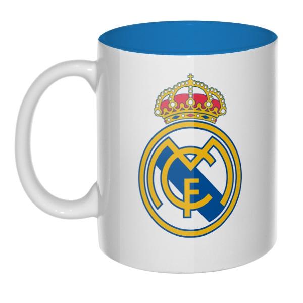 ФК Реал Мадрид, кружка цветная внутри
