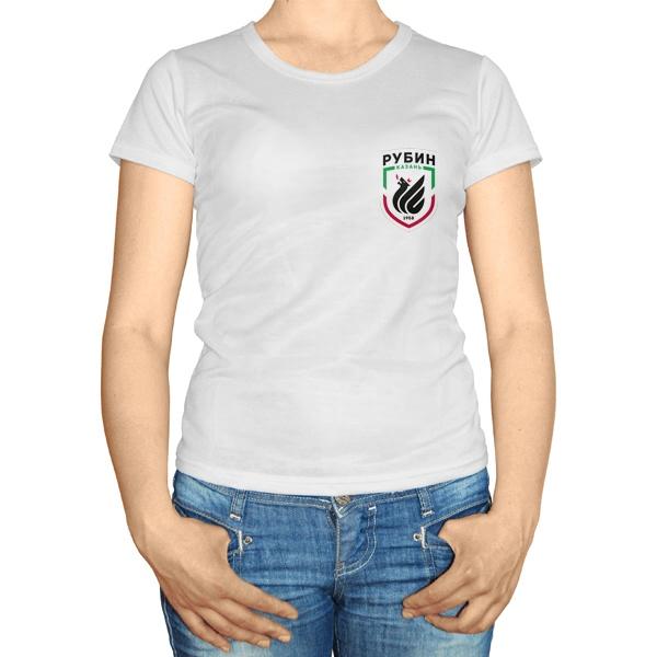 Женская футболка ФК Рубин