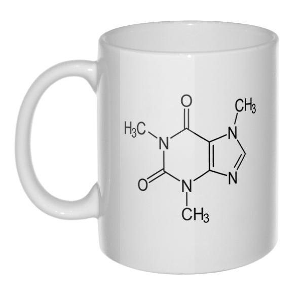 Кружка Кофеин