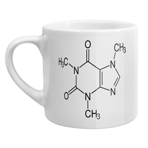 Кофейная чашка Кофеин