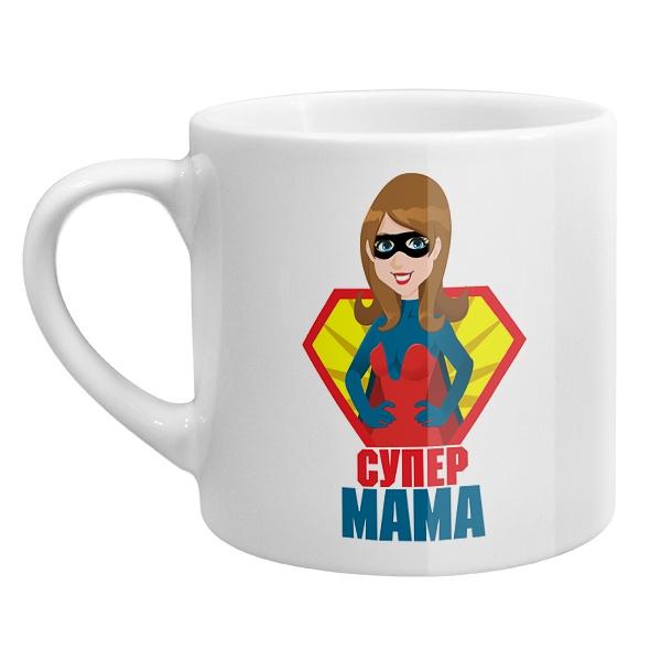 Кофейная чашка Супер мама