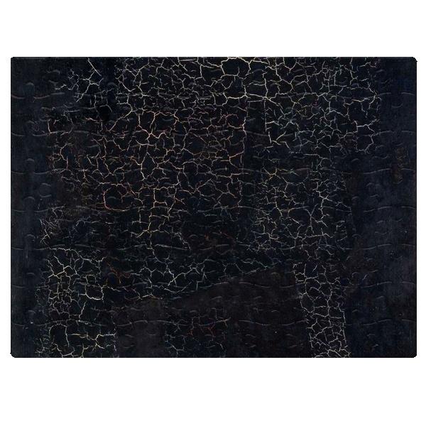 Магнитный пазл А5 Черный квадрат Малевича