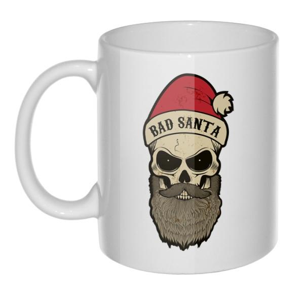 Кружка Bad Santa