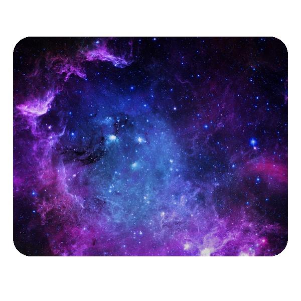Космос, коврик для мыши прямоугольный
