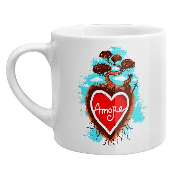 Кофейная чашка Amore