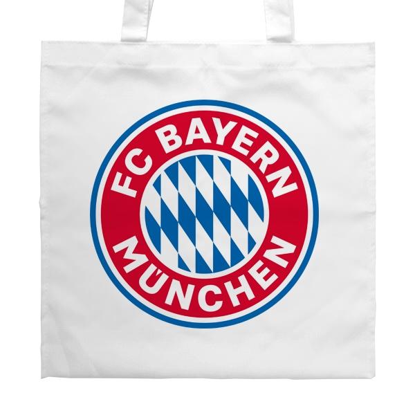 Белая сумка FC Bayern Muchen